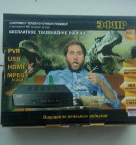 Цифровой телевизионный ресивор
