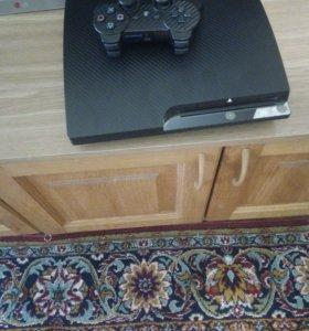 Playstation 3 slim 320 гб