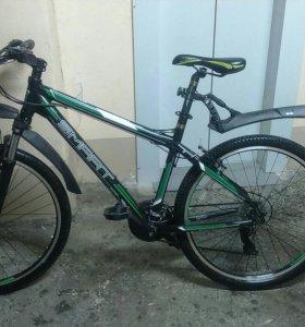 Велосипед смарт