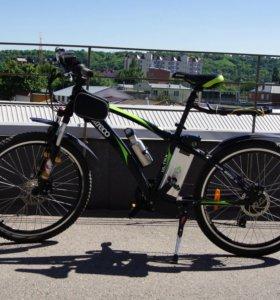 Электровелосипед Eltreco EX Ultra