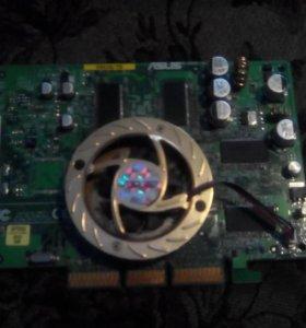 Видеокарта ASUS 128md DDR