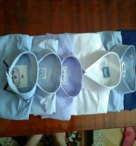 Рубашки на первоклашку