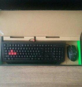 Клавиатур и мышка