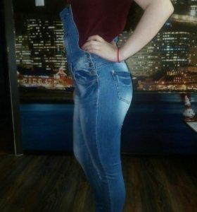 Комбинезон джинсовый Турция