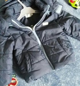 Курточка демисезонная 70-86р