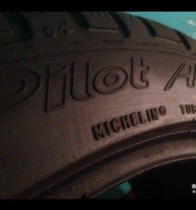 Michelin Pilot Alpine Pa4 235-40-18 95V