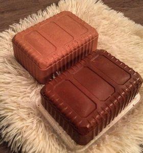 Шоколадные  слитки 1кг