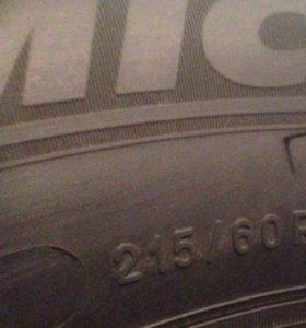 Michelin Alpine A4 215-60-16 99T