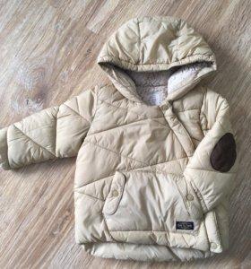 Куртка Zara 92, 18-24 мес