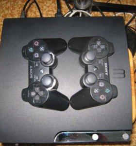 Sony PlayStation 3 (Прошитая 4.55)