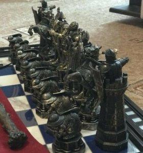 Коллекционные шахматы Гарри Поттер