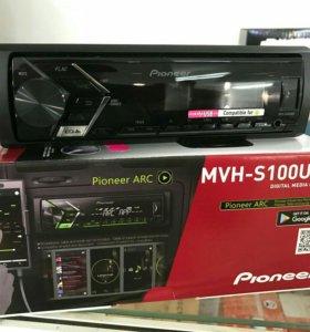 Pioneer MP3/WMA MVH-S100UBG