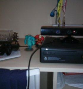 Xbox360+много разных игр