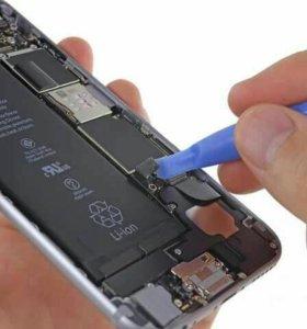 iPhone аккумулятор