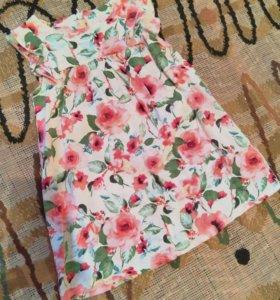 Импортное летнее платьице