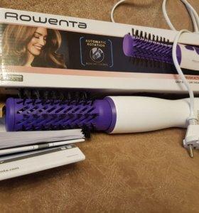 Фен-щетка ROWENTA Brush Activ
