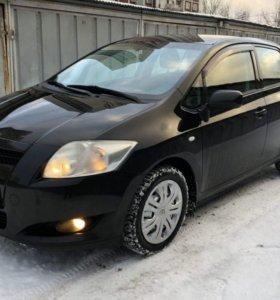 Toyota Auris, I 1.4 MT (97 л.с.)