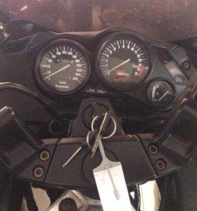 Kawasaki zzr600,без пробега по рф