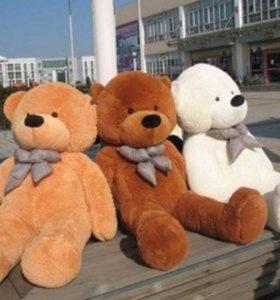 Плюшевые медведи по себестоимости, любой размер