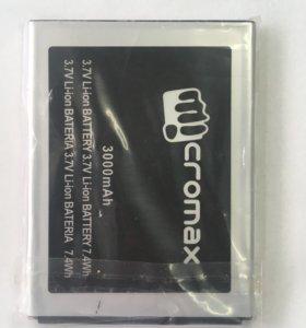Акб Micromax D340
