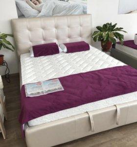 Кровать Николь 200х160 с подъёмным механизом.
