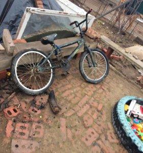 BMX Чёрный