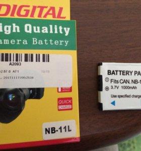 Батарейка NB-11L
