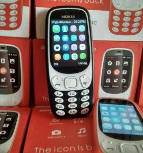 Nokia 3310 Dual Sim мобильный телефон