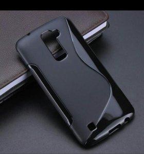 Чехол для телефона Lg K10 новый в упаковке