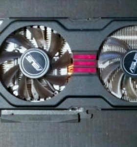 Видеокарта ASUS GeForce GTX 560Ti 1024 Mb