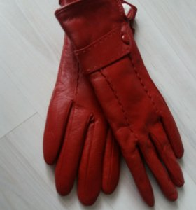 Перчатки под кожу новые