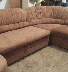 Ремонт мягкой мебел