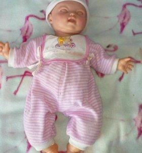 Интерактивная кукла «Муси пуси»
