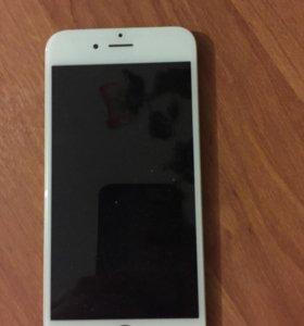 Дисплей на Айфон 6