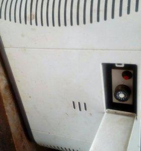 Настенный газовый воздухонагреватель