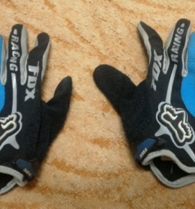 перчатки Fox кросс