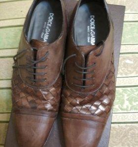 Ботинки Dolce Gabbana us 9