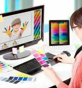 улуги художественного дизайнера