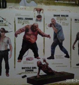 Walking Dead фигурки героев