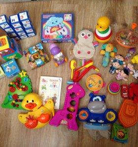 Большой пакет игрушек для ребенка