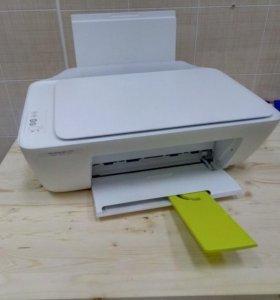 Новый на гарантии принтер мфу hp