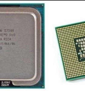 Процессор intel e7500