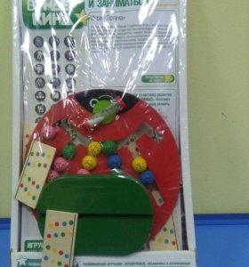Развивающие игрушки фирмы Вундеркинд новые