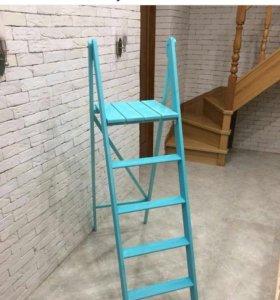 Декоративная лестница для фото.