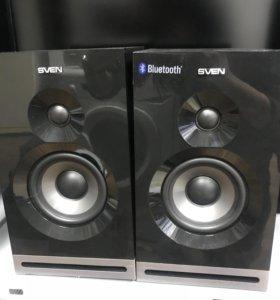 Новая Bluetooth акустика Sven MS705
