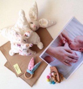Подарочный набор на рождение малыша