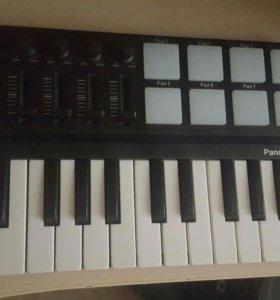 MIDI-синтезатор Worlde Panda mini