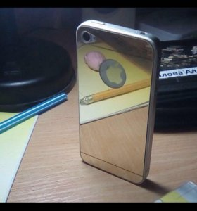 iPhone 4s gold