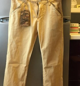 Молочные штаны