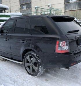 Land Rover Range Rover Sport, I Рестайлинг 5.0 AT (510 л.с.) 4WD
